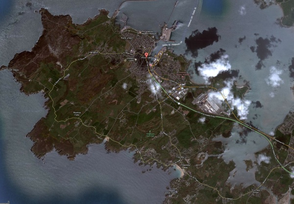 Holyhead map 1 jpg