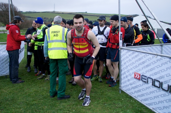 CTS South Devon Beesands Marathon  - 013