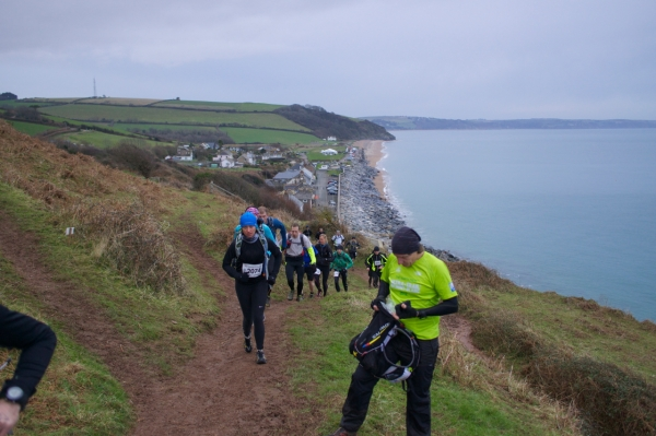 CTS South Devon Beesands Marathon  - 014