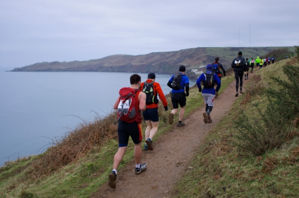 CTS South Devon Beesands Marathon  - 016