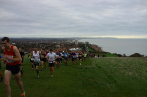 Beachy Head Marathon - 13