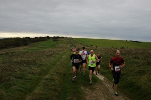 Beachy Head Marathon - 16