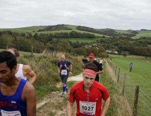 Beachy Head Marathon - 17