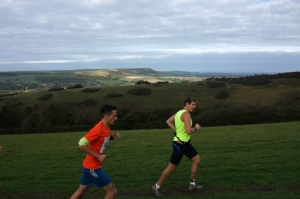 Beachy Head Marathon - 23