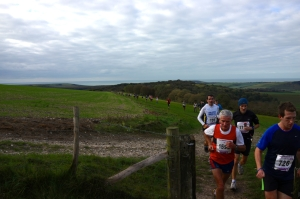 Beachy Head Marathon - 24
