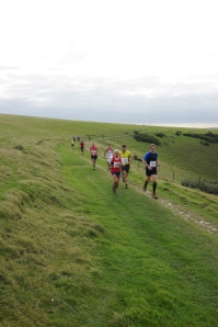 Beachy Head Marathon - 25