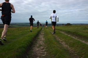 Beachy Head Marathon - 27