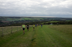Beachy Head Marathon - 38