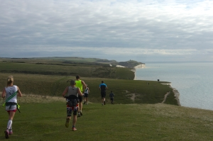 Beachy Head Marathon - 45