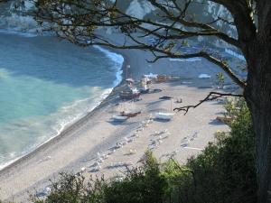 Exmouth to Seaton run along Jurrasic coast - 84