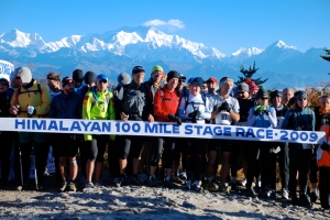 Himalayan 100 mile stage race - 14