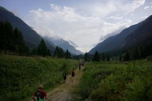 Mont Blanc Marathon 2012 - 01