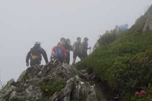 Mont Blanc Marathon 2012 - 10