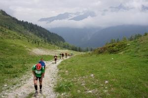 Mont Blanc Marathon 2012 - 17