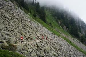 Mont Blanc Marathon 2012 - 20