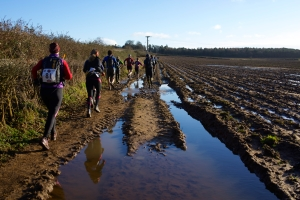 XNRG Pilgrim Challenge ultra marathon - 11